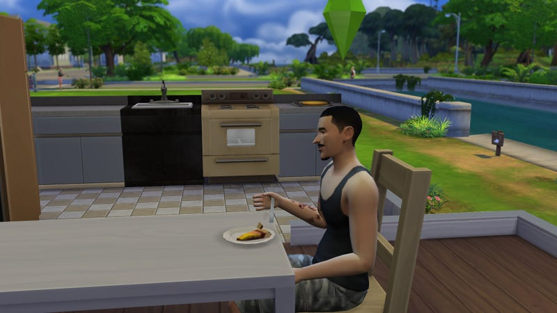 Sims 4 Fork Glitch Is Random As Hell