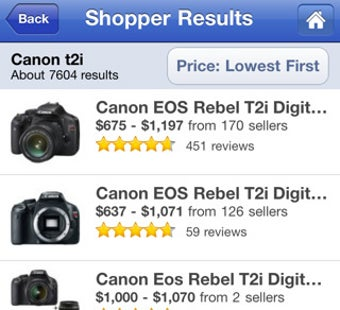 Google Shopper for iPhone Finds Cheaper Prices from Barcodes and Covers