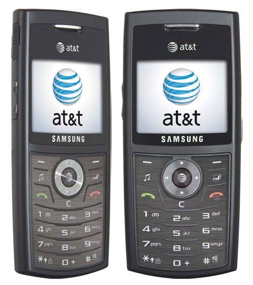 AT&T Debuts Slender 3G Samsung a717 and a727