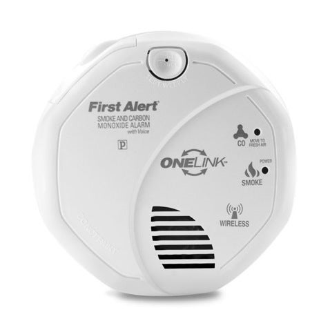 ONELink Wireless, Networked, Talking Smoke Alarms Tell You When to Get the Hell Out