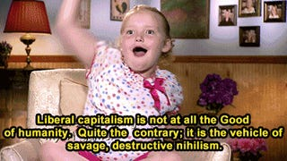 Honey Boo Boo Takes on Liberal Capitalism, the 'Fascism Within Us All,' and the Outside-the-Text