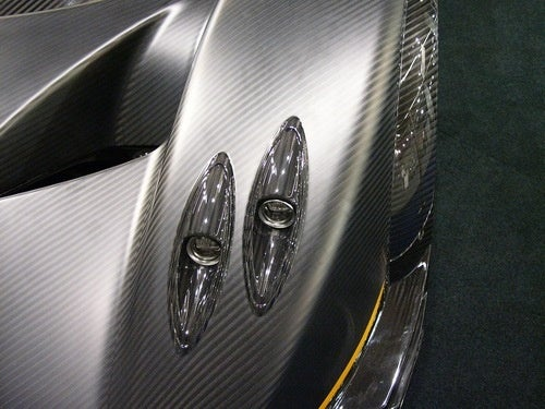Pagani Zonda R: Naked And Exposed