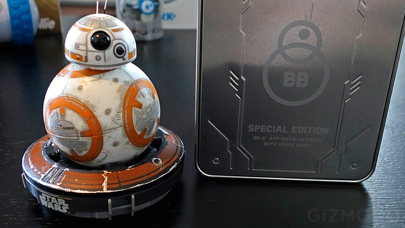 Sphero's BB-8 Controlling Force Band Now Lets You Wield an Imaginary Lightsaber Too