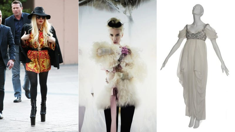 Lady Gaga Bought Some Of Daphne Guinness's Old Clothes