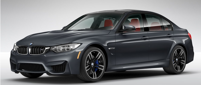 How You'd Option Your BMW M3/M4