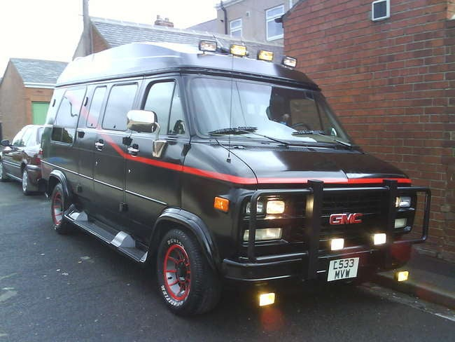 The A-Team Limousine: Chauffeurs of Fortune