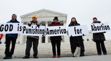 Supreme Court Empowers Abortion Opponents