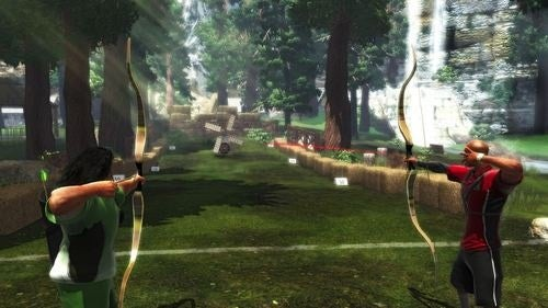 Swords and Paddles: Sports Champions on PlayStation Move