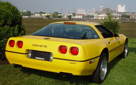 Jalopnik Fantasy Garage: Chevrolet Corvette ZR-1