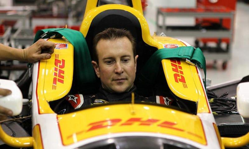 Kurt Busch To Do Indy 500/Coca Cola 600 Double