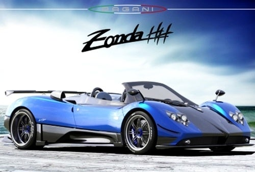 Pagani Zonda HH: Another Last HHurrah