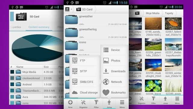 Solid Explorer Beta is a Beautiful, Feature-Rich Android File Browser
