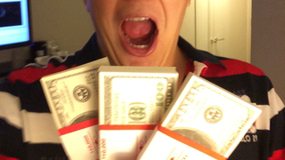 Startup Gets Hacked, Revealing Child CEO Posing with Cash