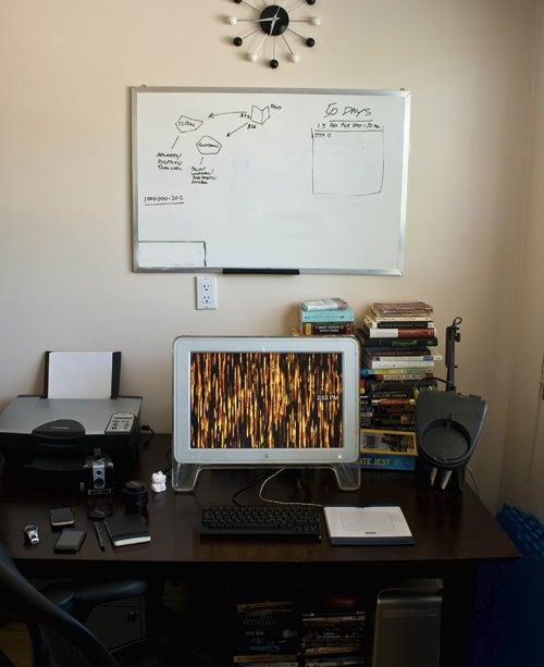 Practical Antiques: The Single-Focus Workspace