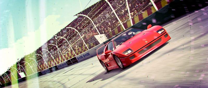 Forza & Photoshop