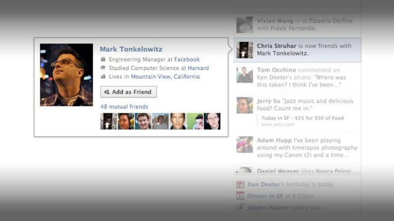 Facebook's New News Feed Is Newsier than Ever