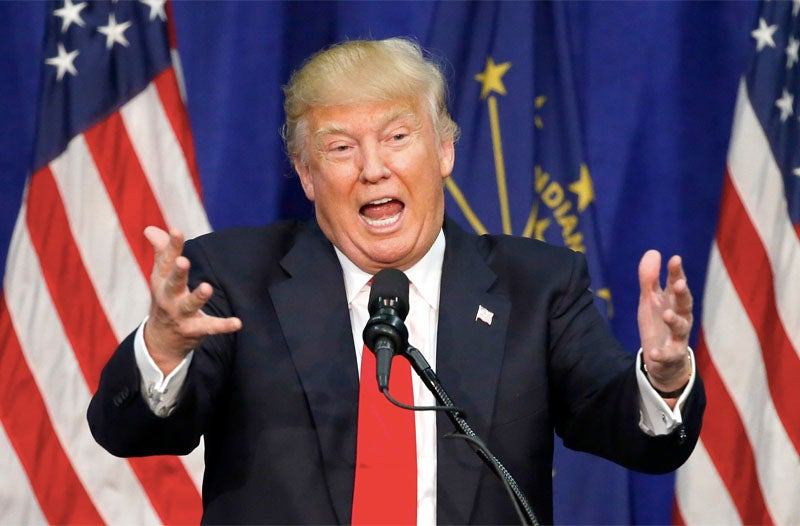 """Donald Trump Calls """"Hater"""" Judge's Mexican Background """"an Inherent Conflict of Interest"""""""