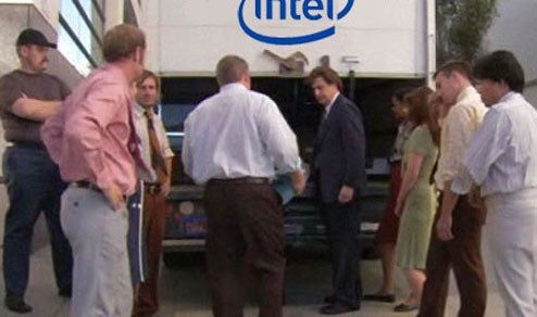 Intel Are, Yes, Sacking A Bunch Of People