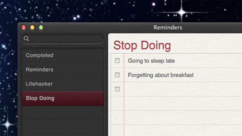 "Make a ""Stop Doing"" List to Help Kill Bad Behaviors and Make Smarter Decisions"