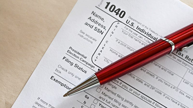 Man Claims Abuse Made Him Screw Up His Taxes