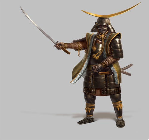 While You're Waiting On The Space War, Here's The Shogun War