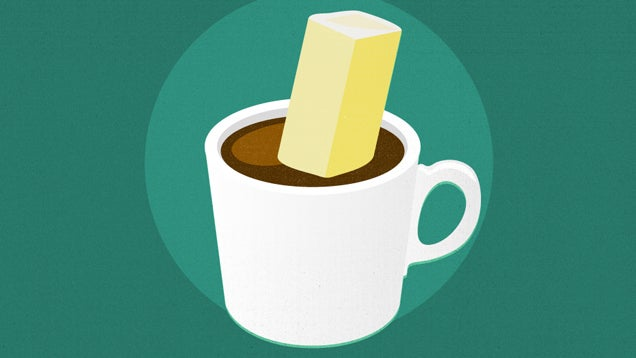 Butter in Your Coffee? The Bulletproof Craze, Explained.