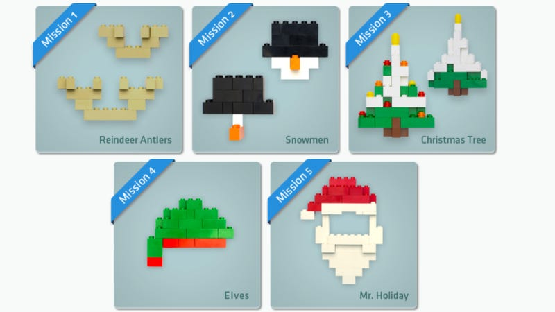 Add Lego to Your Photos, Get Huge Lego Sets for Free with Lego's Happy Holiplay Contest