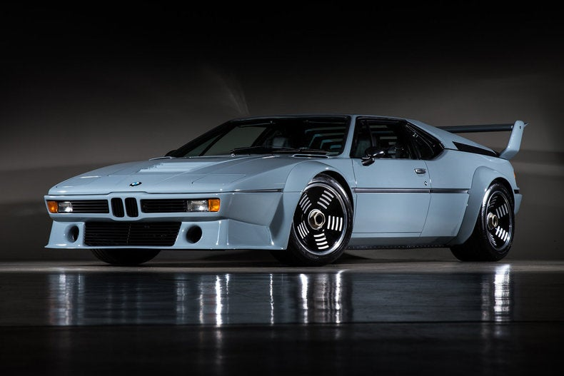 Here Is What A Fully Restored BMW M1 Procar Looks Like (So Great)