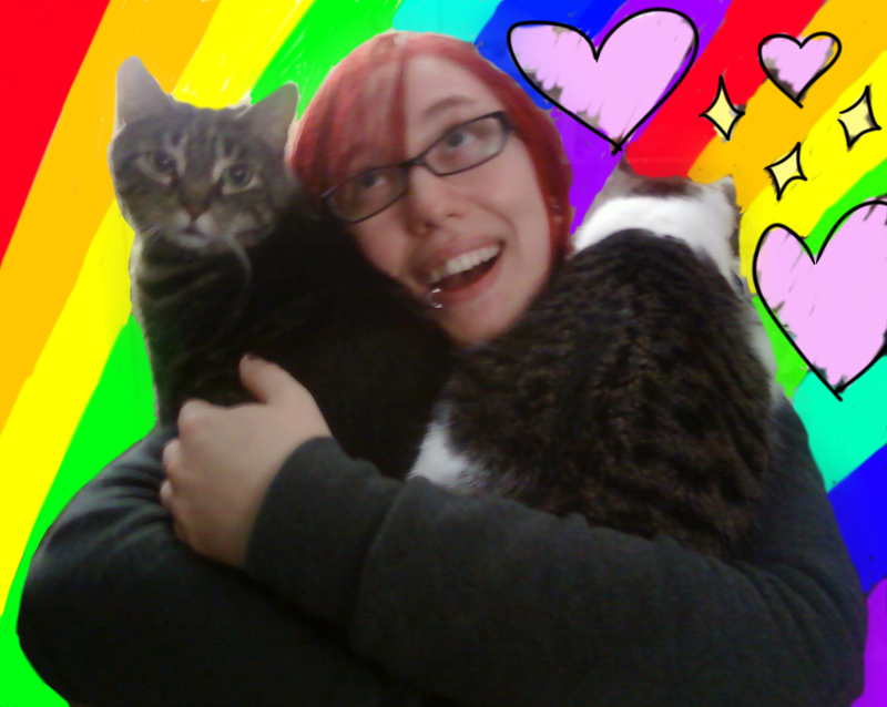 Look At These Game Developers Do Normal People Things Like Cuddle Their Pets