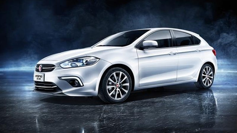 Here's What A Dodge Dart Hatchback Would Look Like