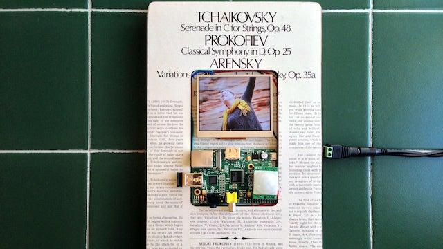 Build a Smarter Digital Photo Frame with a Raspberry Pi
