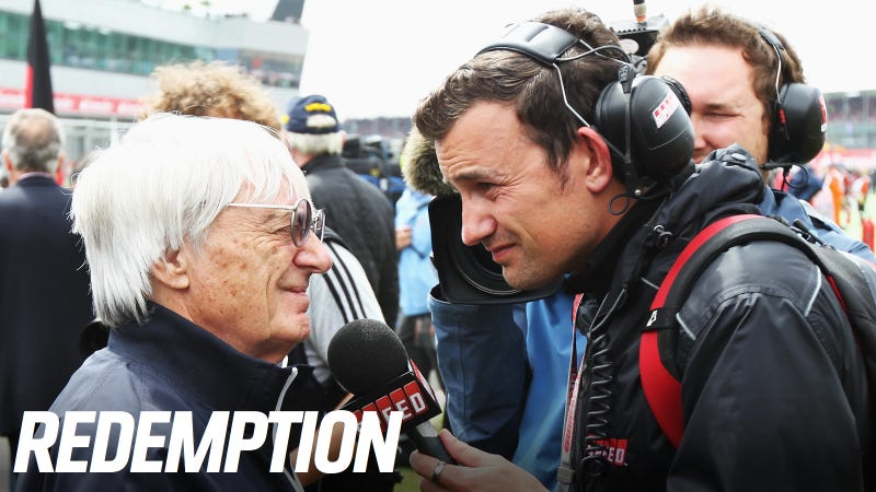 NBC Makes The Right Move And Hires Will Buxton As Its Formula One Pit Reporter