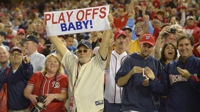 "The Nationals And Orioles Are Not Refunding The ""Service Charge"" On Playoff Tickets For Games That Don't Exist"