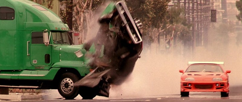 What Fast and the Furious taught me.
