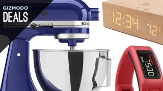 The KitchenAid You Deserve, A New Pair of Jeans, and More Deals