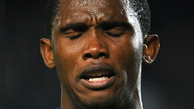 The Russian Backwater Samuel Eto'o Now Plays Soccer In Is Too Dangerous For Samuel Eto'o To Live In