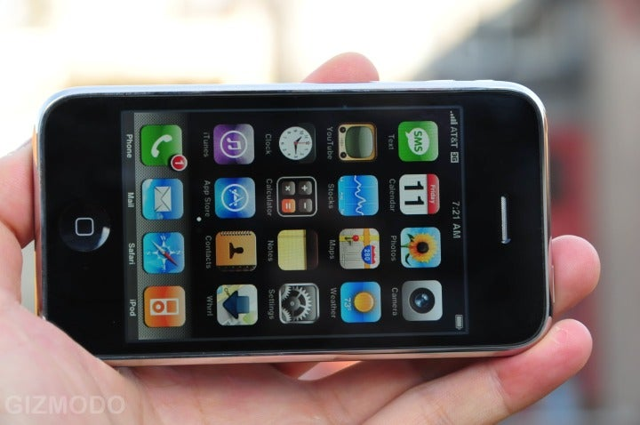 iPhone 3G Review