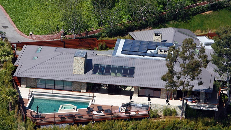 Jennifer Aniston's $42 Million 'Hug' Home