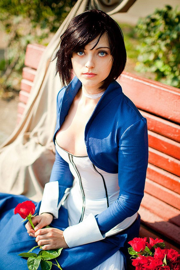 If Bioshock Infinite Encourages Cosplay Like This, I'm All For It