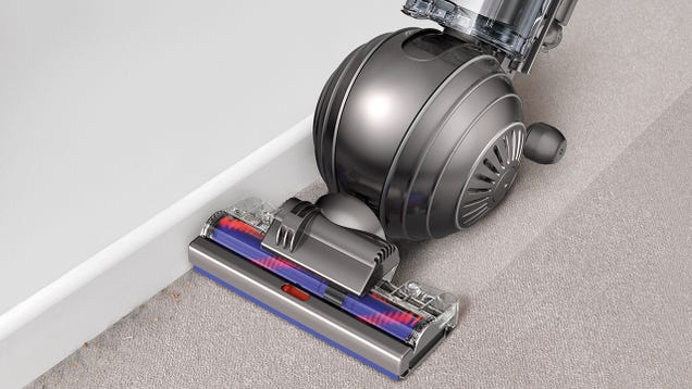 Dyson Finally Perfected the Vacuum By Eliminating the Need For Filters