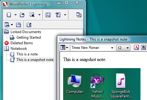 Download of the Day: WordPerfect Lightning Beta (Windows)