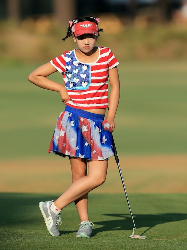 Meet Lucy Li, The 11-Year-Old Golfer Playing This Year's U.S. Open