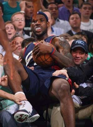 Invasion Of The LeBron Snatchers!