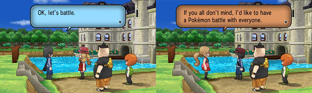 Meet Four New Pokemon, The First Gym Leader, And Everybody Else In X/Y