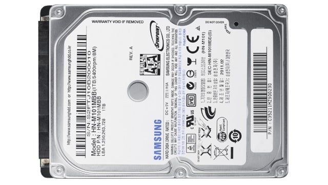 Samsung's 9mm 1TB Drive Is the First That Will Fit Most Laptops