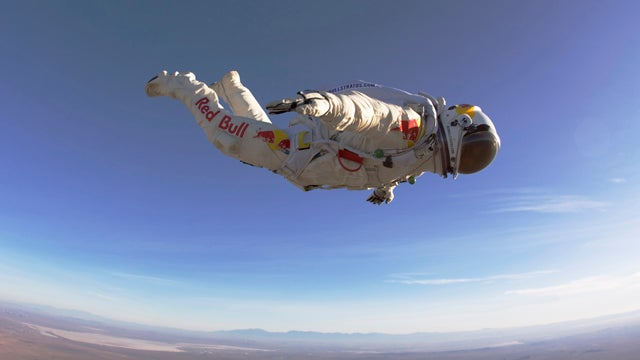 Now That He's Retired, What Should Felix Baumgartner's New Hobby Be?