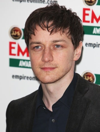 James McAvoy Is Fleming, Ian Fleming
