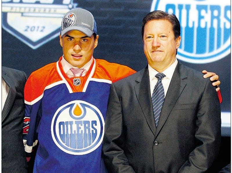 Top NHL Draft Pick Nail Yakupov's Wild Night On Twitter