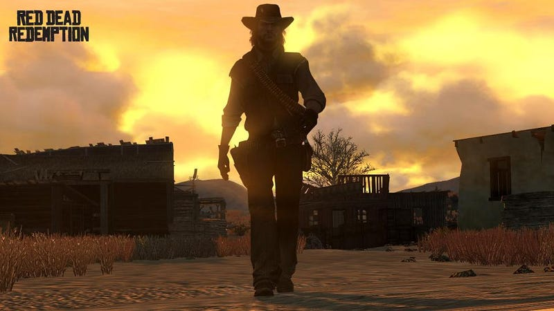 Red Dead Redemption Preview: I'm A No Good Dirty Horse Murderer