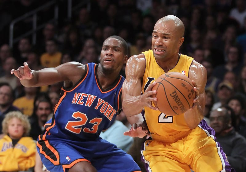 Derek Fisher Is The Next Ex-Knicks Coach
